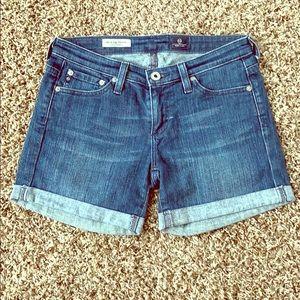 AG Denim Shorts